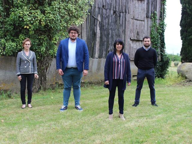Départementales en Lot-et-Garonne: Julie Castillo et Aymeric Dupuy, «un nouvel élan» pour les Forêts de Gascogne