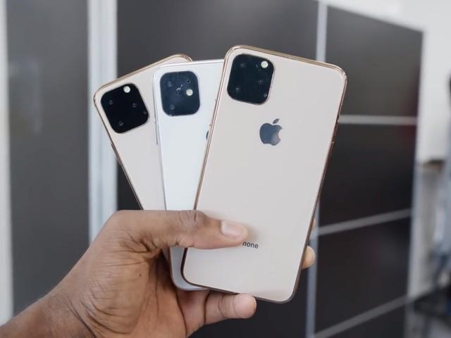 Vidéo: les trois nouveaux iPhone de 2019 se dévoilent (en version clone)