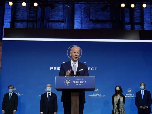 États-Unis : Biden dévoile une partie de son futur gouvernement