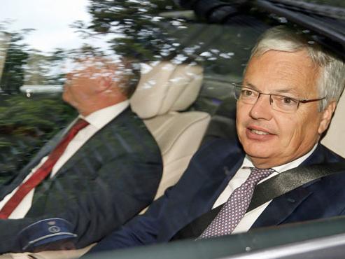 Le roi a reçu les informateurs Didier Reynders et Johan Vande Lanotte: où en est-on?