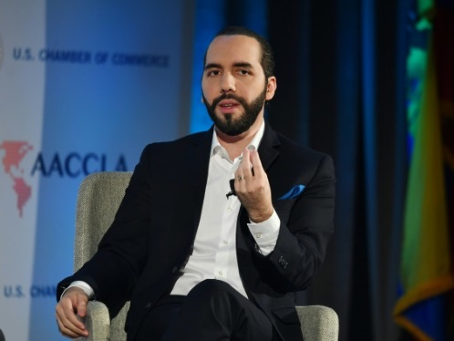 Le Salvador expulse les diplomates du Venezuela