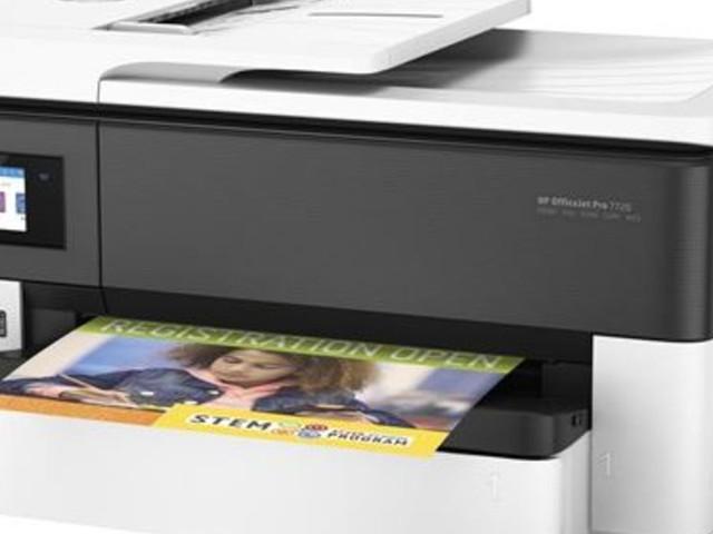 """Actualité : Bon plan – L'imprimante HP OfficeJet Pro 7720 """"4 étoiles"""" à 193,34€"""