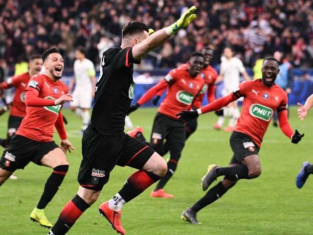 Coupe de France : Rennes, une longue attente enfin récompensée