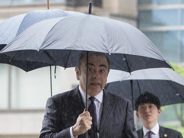 Carlos Ghosn interdit de diriger une entreprise cotée pendant dix ans par la SEC, le gendarme de la Bourse américain