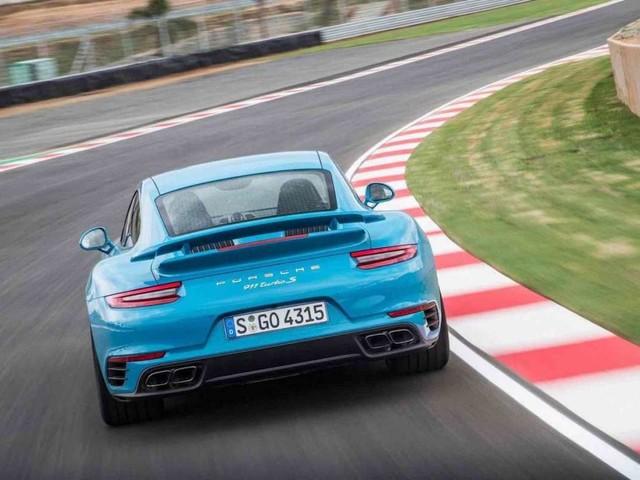 Plus de 650 ch pour la future Porsche 911 Turbo S?