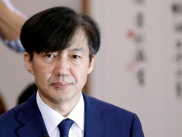 Corée du Sud: démission du controversé ministre de la Justice Cho Kuk