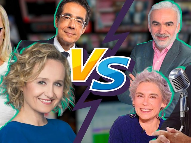 BFMTV, CNews, LCI... Ces matchs d'animateurs à surveiller à la télé
