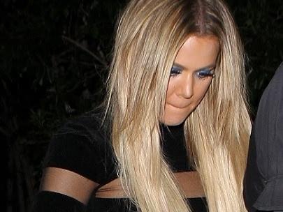 Khloe Kardashian à Los Angeles - 09.08.2015