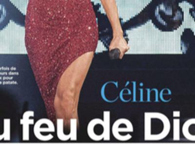 Céline Dion, bras hyper-musclés, remplumée au Kentucky, son secret (photo)