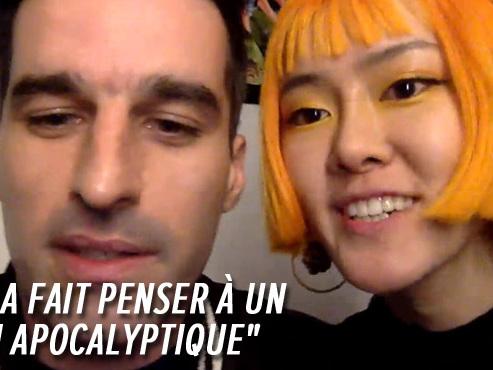 Coronavirus: Olivier, un Liégeois qui vit en Chine, n'ose pas revenir en Belgique (vidéo)