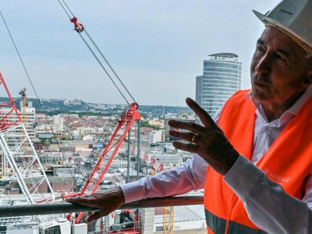 L'écologie va t-elle entraîner la chute de Gérard Collomb à Lyon?