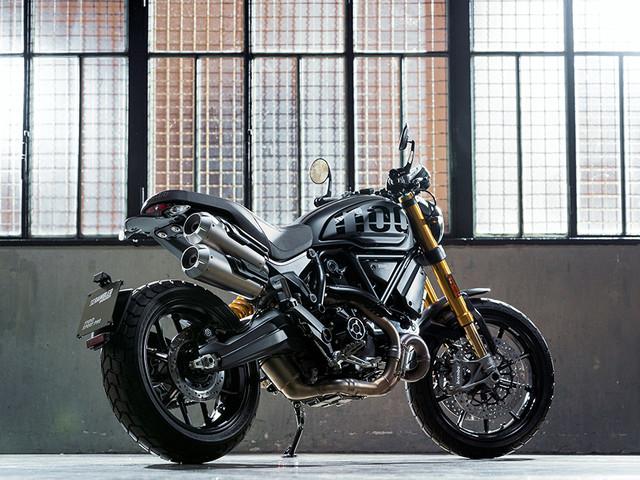 Ducati Scrambler 1100 Pro et Sport Pro 2020 : pour les amateurs !