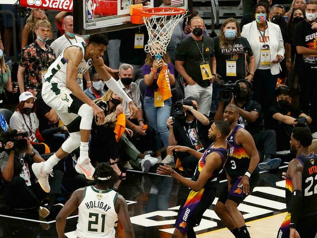 Finale NBA: Milwaukee, le loser a fait sa mue