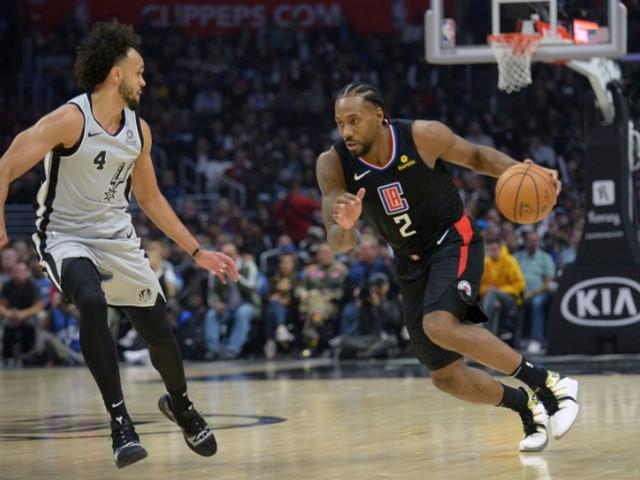 Les Clippers trop forts pour les Spurs