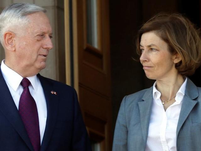 A Washington, la ministre des Armées plaide pour le G5 Sahel et le Tchad