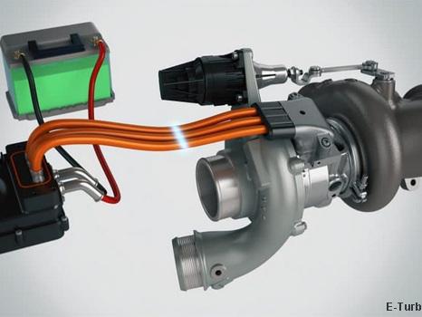 Première mondiale : Garret développe un turbo électrique (E-Turbo)