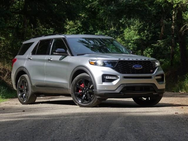 Ford Explorer 2020 : une solide attaque à cinq