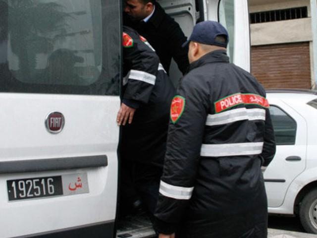Meknès : Arrestation d'un récidiviste impliqué dans des agressions à l'arme blanche