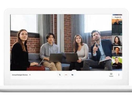 Exit les appels vidéo en groupe sur Google Hangouts
