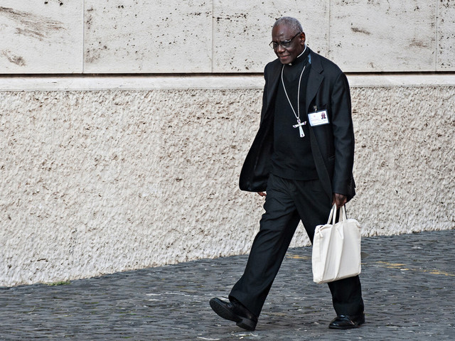 Que devient le cardinal Robert Sarah?