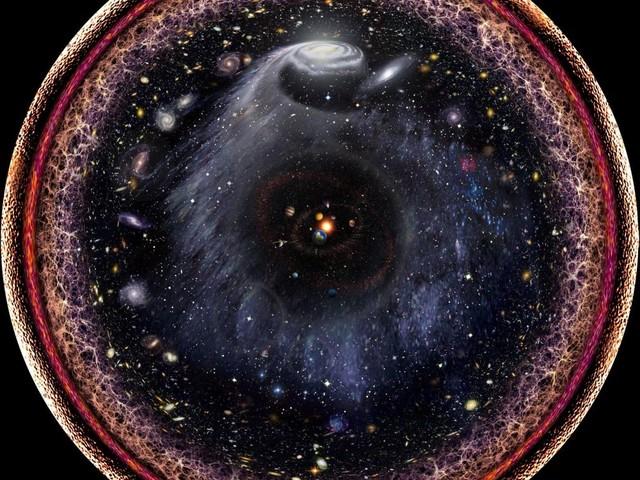 Question de la semaine : quelle estla plus grande distance observable dans l'Univers ?