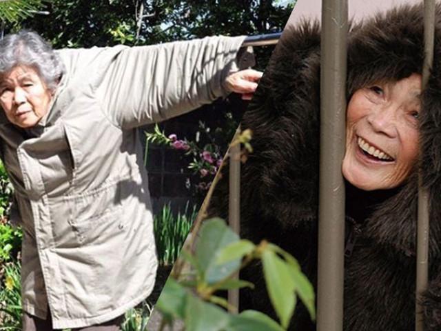 Cette mamie hilarante de 89 ans se met en scène dans des photographies complètement folles