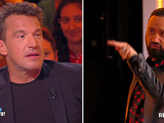 TPMP REPLAY : Cyril Hanouna fais des révélations sur le comportement de Benjamin Castaldi chez TF1