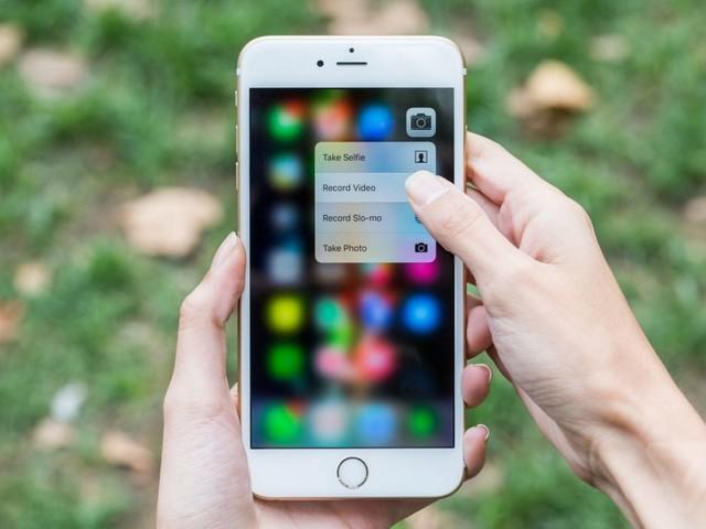 Comment désactiver 3D Touch sur iPhone