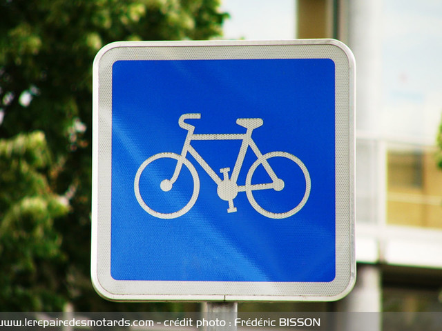 Lyon : contrôle des cyclistes avant les verbalisations