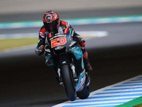 Moto - MotoGP - JAP - Grand Prix du Japon : Marc Marquez en pole, Fabio Quartararo troisième temps