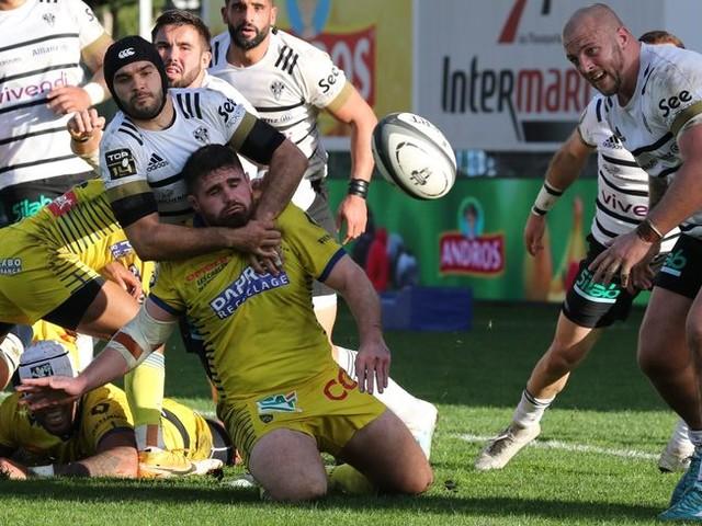 Rugby ASM : fin de saison pour le talonneur clermontois Adrien Pélissié victime d'une hernie discale
