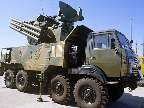 Un système russe Pantsir-S1 aurait été aperçu pour la première fois en Éthiopie (vidéo)