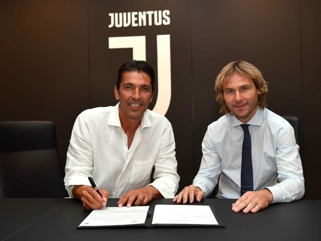 Juventus: Buffon en quête du record de Maldini
