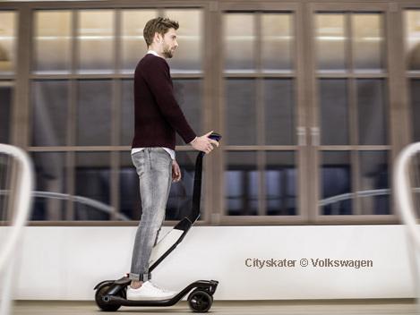 Les solutions électriques de Volkswagen pour la mobilité urbaine
