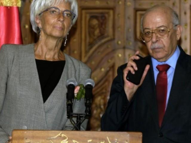 """Le FMI appelle Tunis à des """"mesures décisives"""" face aux déficits"""