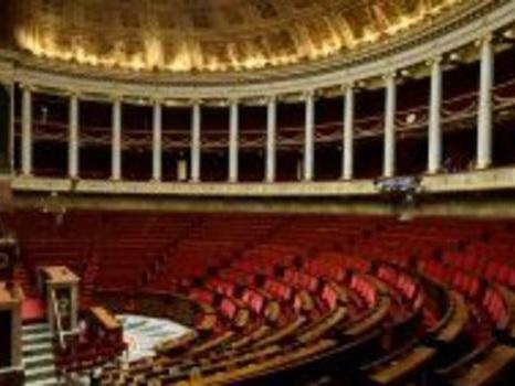 INFOGRAPHIE. De 1958 à 2017, l'Assemblée nationale en a vu de toutes les couleurs
