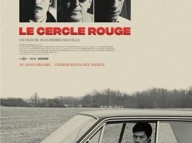 Critique - LE CERCLE ROUGE de Jean-Pierre Melville (de retour en salles le 4 novembre 2020)