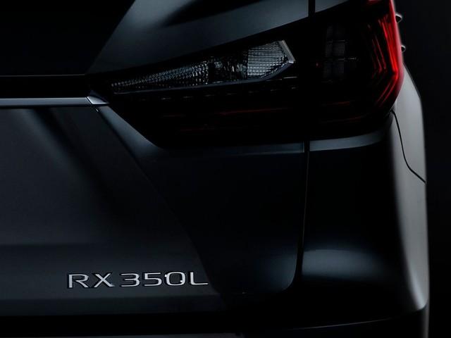Lexus RX L 2018 : une troisième rangée pour le RX