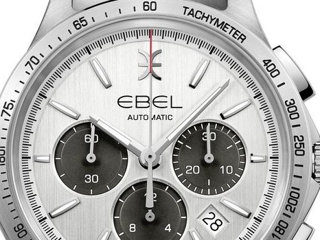 Ebel Wave Gent Chrono Automatic: vague d'équilibre