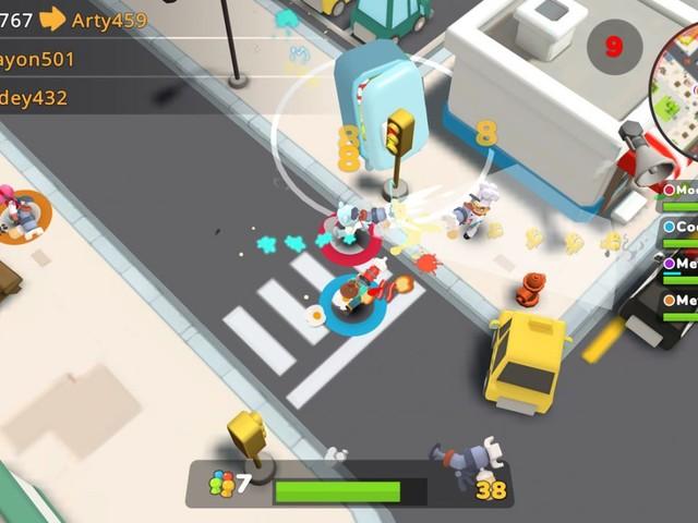 Apple Arcade ajoute le jeu Butter Royale, un battle royale avec… de la nourriture