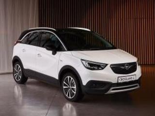 Opel Crossland X: un crossover urbain à la ligne sophistiquée