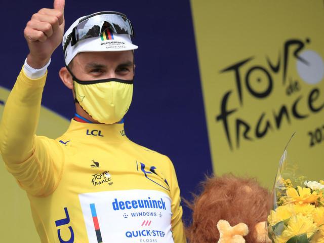 Tour de France: Alaphilippe déjà en jaune !