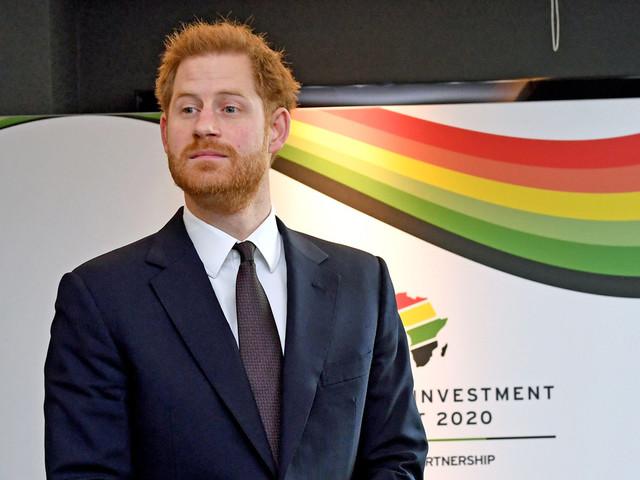 Le prince Harry, future égérie de Goldman Sachs ?