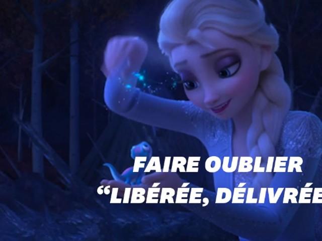 """Pourquoi """"La Reine des neiges 2"""" n'a pas voulu d'un nouveau """"Libérée, délivrée"""""""