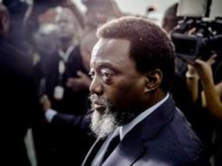 """Elections en RDC - Kabila pour une """"coalition"""" contre """"les forces prédatrices"""""""