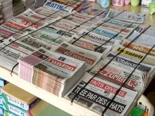 Gabon / Médias : La Revue de la presse gabonaise de la semaine du 27 au 2 Août 2020