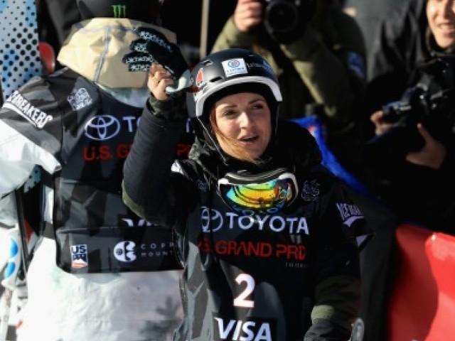 JO-2018: Marie Martinod espère une 2e médaille olympique en halfpipe