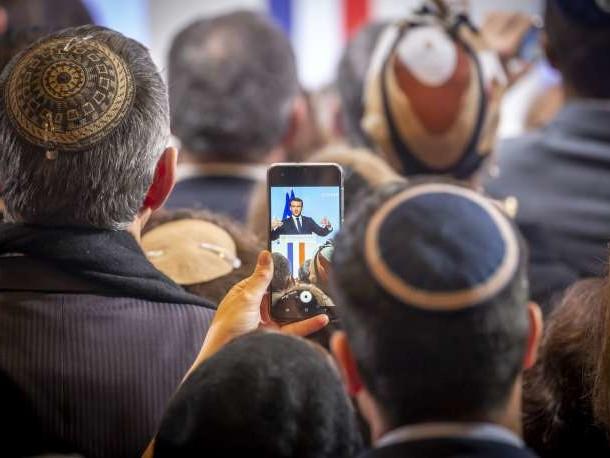 A Jérusalem, Emmanuel Macron face aux plaies de la mémoire