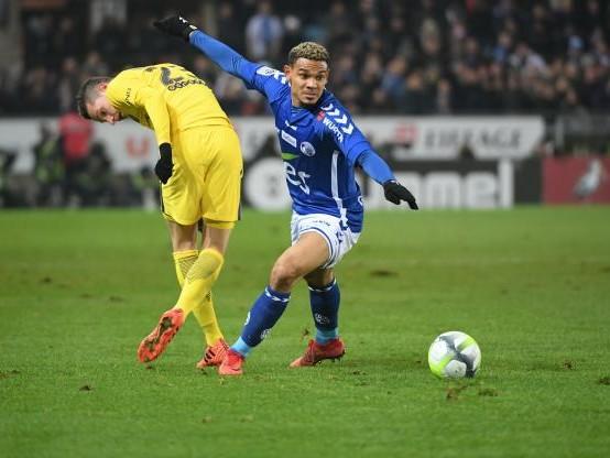 Foot - C.Ligue - Strasbourg - Kenny Lala (Strasbourg) : «Des erreurs bêtes»