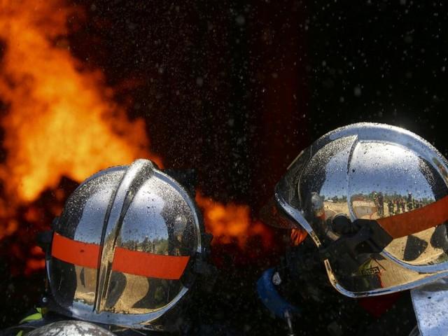 Incendie dans l'enceinte d'un hôpital à Créteil : un mort des plusieurs blessés
